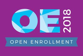 Open Enrollment 2018-2019