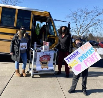 Pfaff celebrates its bus drivers and aides