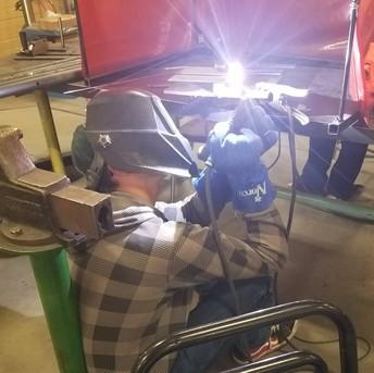 Future Ready: Kuna students earn welding certifications