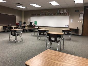 3rd Grade Room