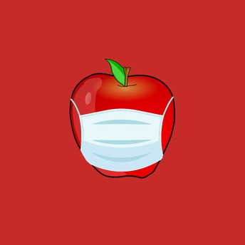 Zoom Icon for the Board of Education Meeting