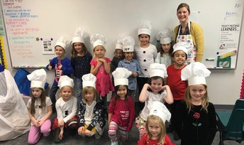 Cooking Club Meets at RES