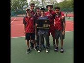 Tennis Team Finishes STRONG at STATE!