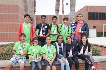 oss mathcounts team continues streak at central florida chapter competition