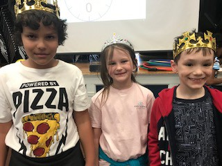 2nd-3rd grade Kings and Queens