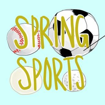 Spring Sports Begin February 26