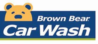 Brown Bear Car Wash Tickets