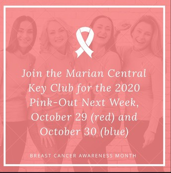 Pink Out - Sponsored by Key Club