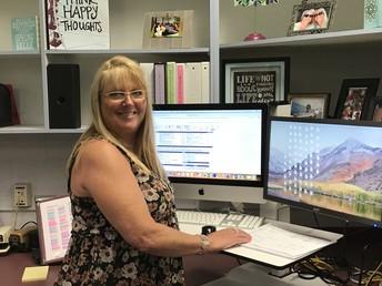 Meet Shannon McIver, CTAE Administrative Assistant