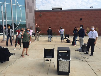 Lunch, Listen and Learn Student Circles