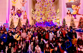 Holiday Trees Around the World