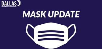DISD Mask Update