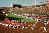 The Tokyo 1964 Opening Ceremony