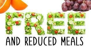 Free or Reduced Price Meal Application