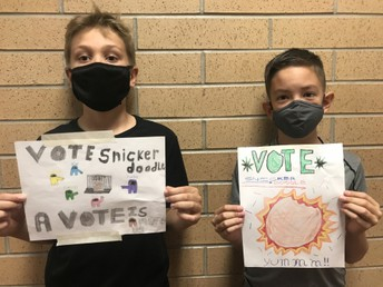 5th Graders Learn About the Electoral College