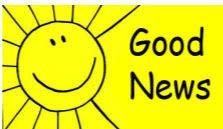 Share your good news!