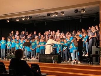 McMath MS Choir Winter Concert