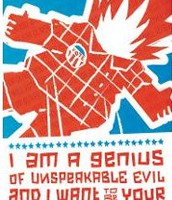 I Am A Genius of Unspeakable Evil by Josh Leib