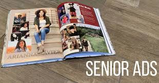 It's time to order your senior ad for the yearbook