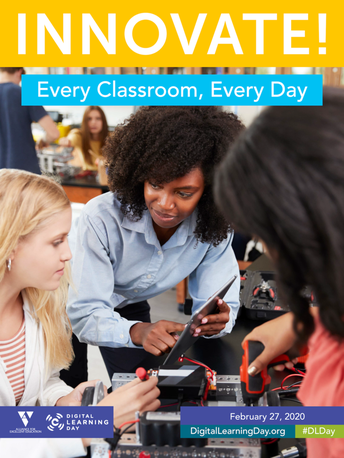 Celebrating Digital Learning Day? Let us know!