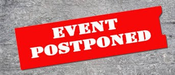 Open House Postponement