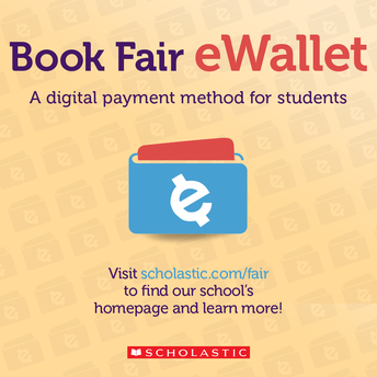 Book Fair eWallet