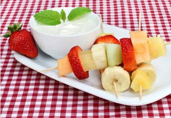 Mealtime snacks