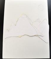 Sketch and cutouts by Ayesha