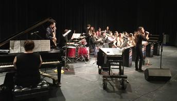 Jazz Ensemble @ 8th Grade Orientation