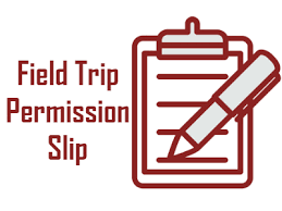 Permission Slip for UIL