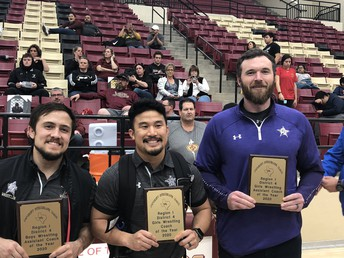 District Coaches of the Year