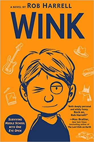 Wink by Rob Harrell