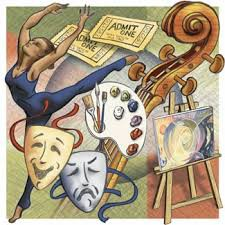 Performing and Visual Arts Events