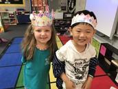 Kindergarten Letter Royalty!
