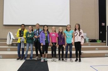 Top CPE Girl Finishers