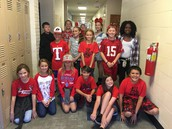 Red Day at Intermediate