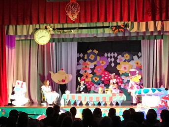 CES Drama Productions - Alice in Wonderland!
