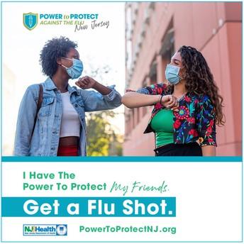 GET A FLU SHOT!