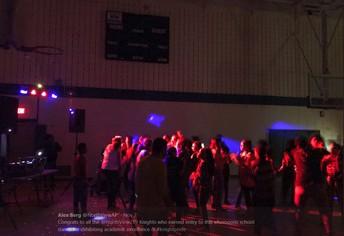 Fiesta de baile