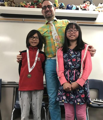 Oster's Geography Bee