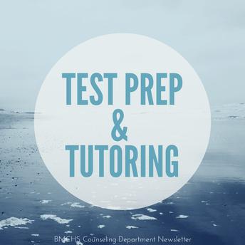 Test Prep & Tutoring Services