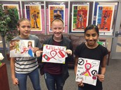 7th Grade Red Ribbon Contest Winners