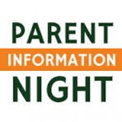 Sophomore & Junior Parent Night!
