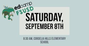 FSUSD Ed Camp