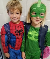 Super Hero Day!
