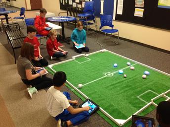 Sphero Soccer