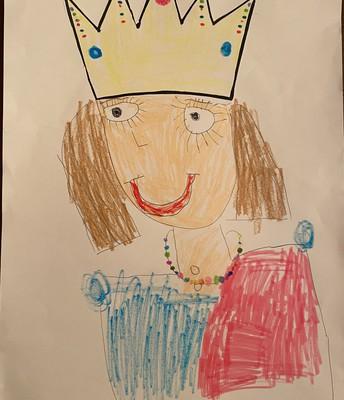 Created by Charlotte C., Kindergarten