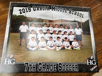 7th Grade Soccer