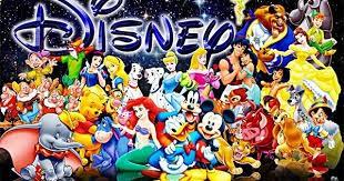 Disney Character School Spirit Day