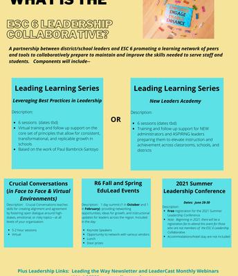 Leadership Collaborative-Details
